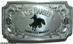 Jack Daniel's Rodeo Belt Buckle + display stand - Offically Licensed. Code ZZ5